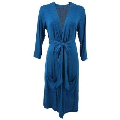 Posh Peanut Sailor Blue Robe