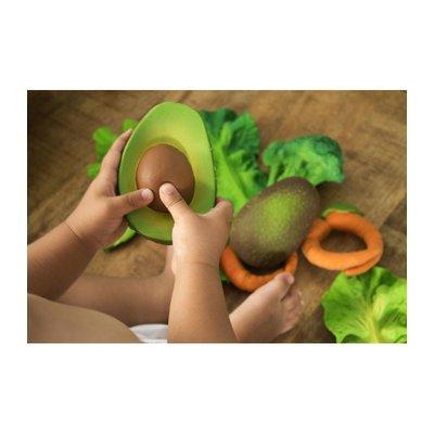 Oli & Carol Arnold the Avocado