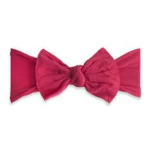 Baby Bling Knot (Cranberry)