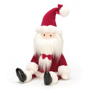 Jelly Cat Berry Santa Medium 13""