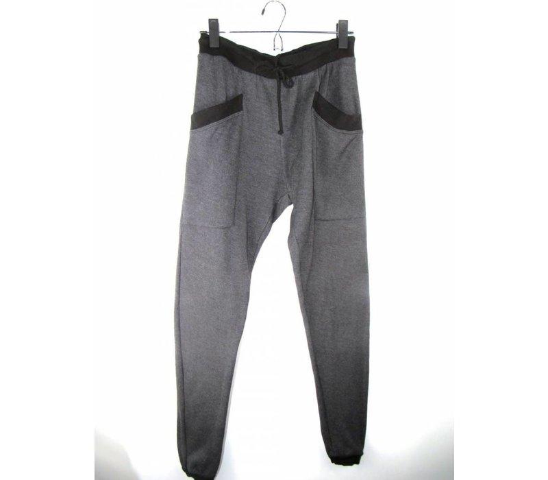 Grey dét. Joggers