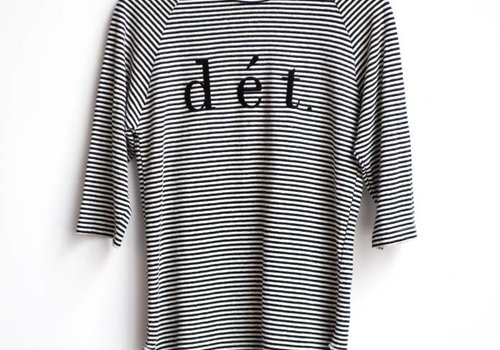DITNB. Jungmaven- 3/4 Sleeve Stripe