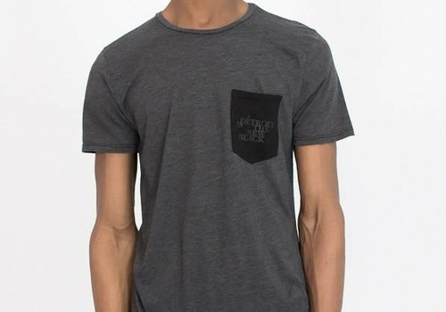 DITNB. DITNB x Groceries Woodward Pocket Tee