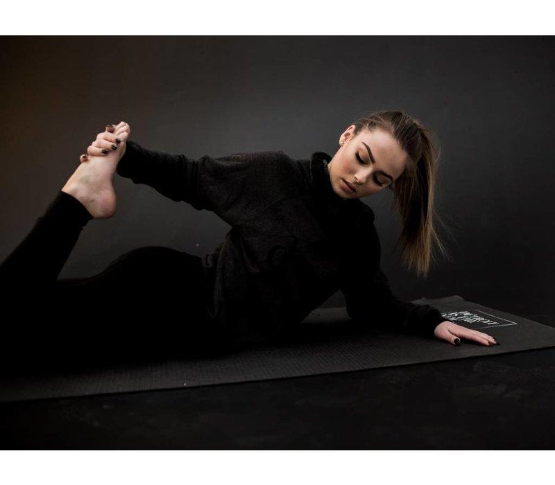 Détroit is the New Black Yoga Mat