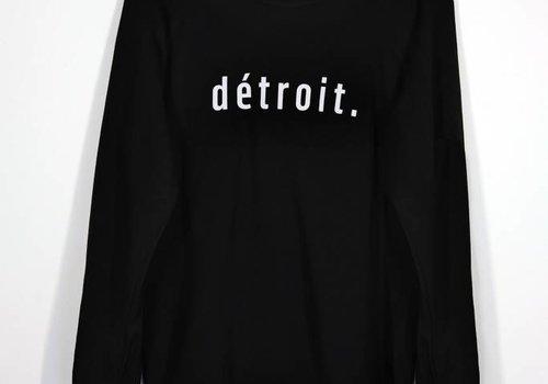 Dét Détroit Crewneck Sweatshirt