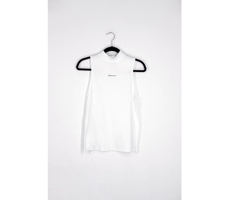 Little Détroit Mock Neck Top