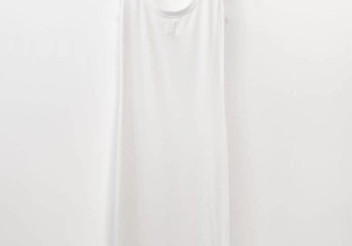 Det Lo Fi Dress White S