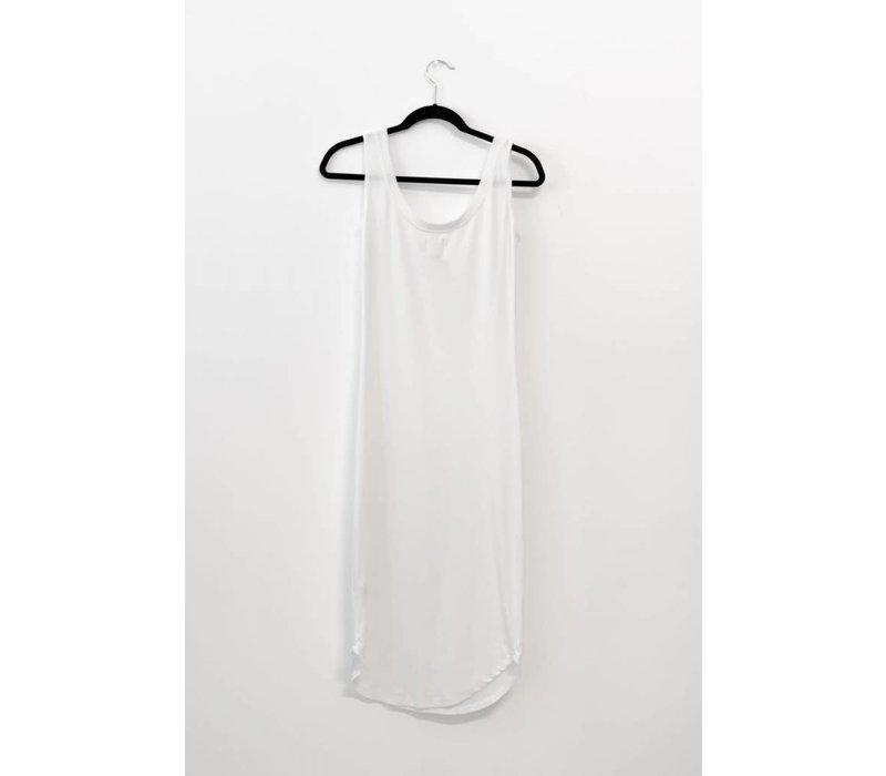 Det Lo Fi Dress White S