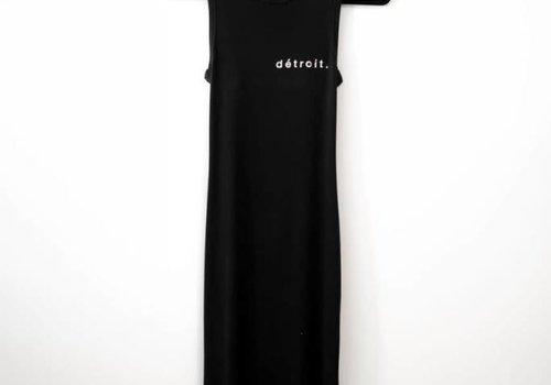 Dét Little Détroit Backless Dress