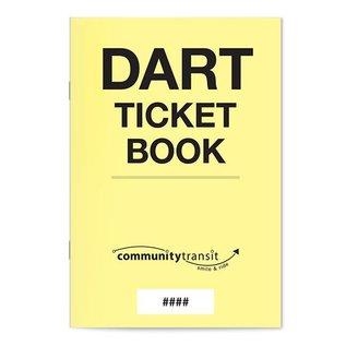 DART Ticket Book ($2.25)