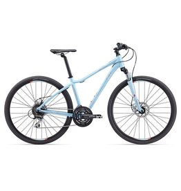 Liv 2017 Giant/Liv Rove 3 DD Disc L Light Blue/Red
