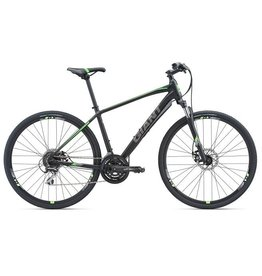 Giant Giant Roam 3 Disc Matte Black/Neon Green 2018