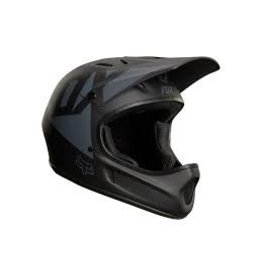 Fox Racing Fox Racing Rampage Full Face Helmet: Landi Black LG