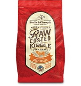 Stella & Chewys Stella & Chewy's Raw Coated Kibble for Dogs - Grass Fed Beef