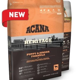 ACANA ACANA Heritage Puppy & Junior Dog Food
