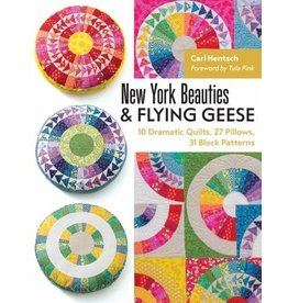 New York Beauties & Flying GeeseNew York Beauties & Flying Geese