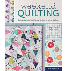 Weekend Quilting: Quilt and Unwind