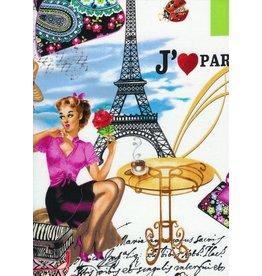 Paris Eiffel Tower Shopping