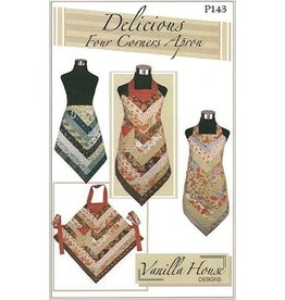 Delicious Four Corners Apron