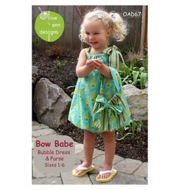 Bow Babe Dress Pattern