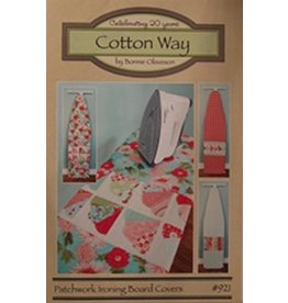 Patchwork Ironing Board Cover