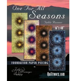 One For All Seasons Table Runner