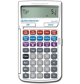 Quilter's FabricCalc