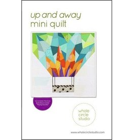 Up and Away Mini Quilt Pattern