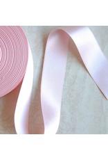 1 Inch Silk Satin Ribbon by the yard- Pink