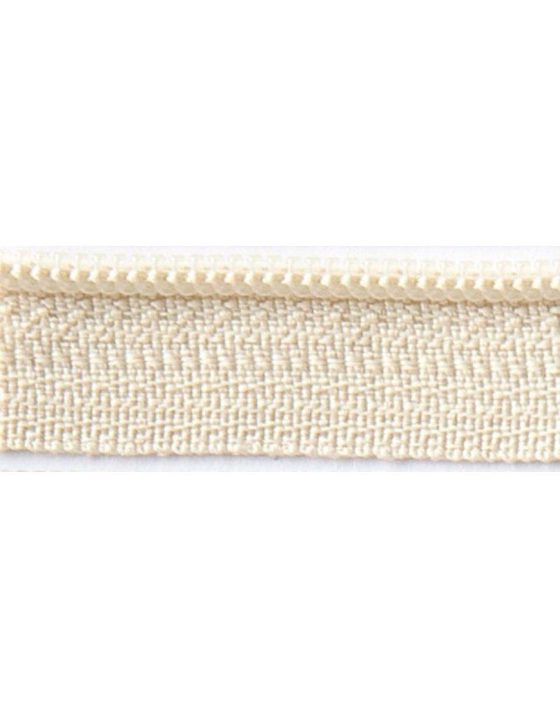 14'' Zipper- Straw