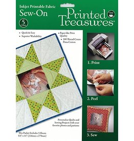 Printed Treasures Washable