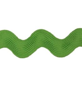 1 1/2 Inch Ric Rac by the yard- Lime