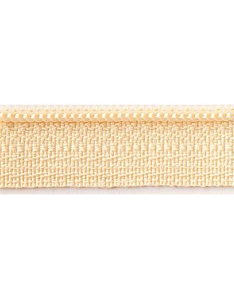 14 Inch Zipper - Buttercream