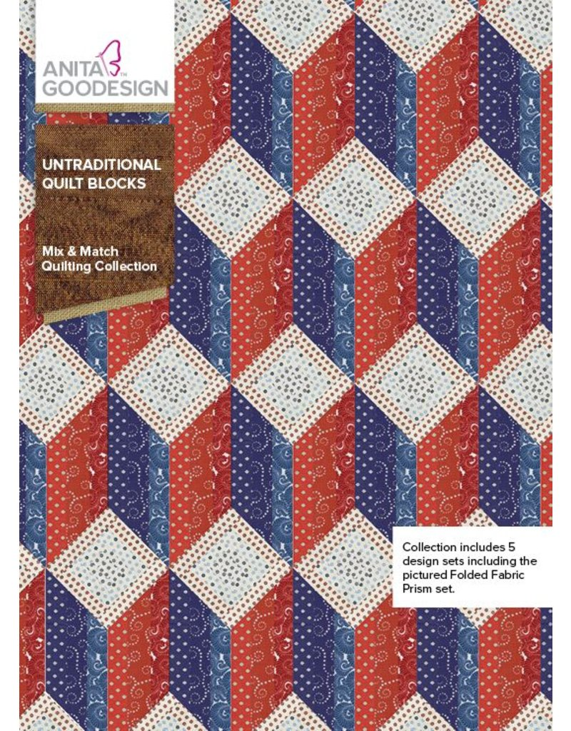 Untraditional Quilt Blocks Design Pack