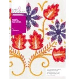 Fiesta Flowers Design Pack