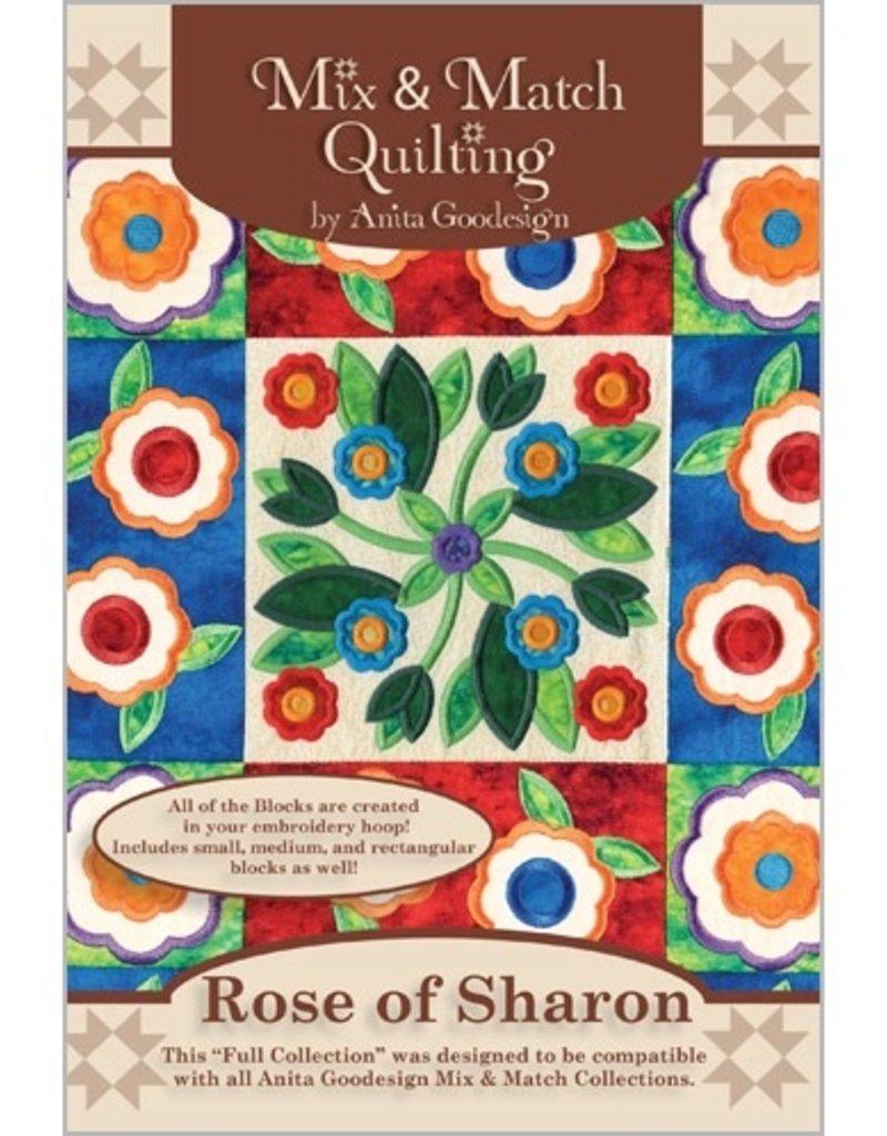 Rose Of Sharon Design Pack