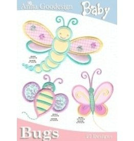 Baby Bugs Mini Design Pack