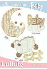 Baby Lullaby Design Pack