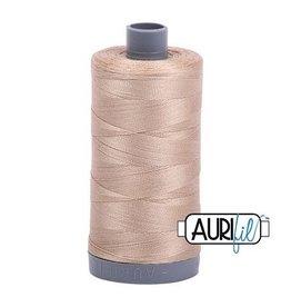 Aurifil 28 wt. Quilting Thread-2326 Sand
