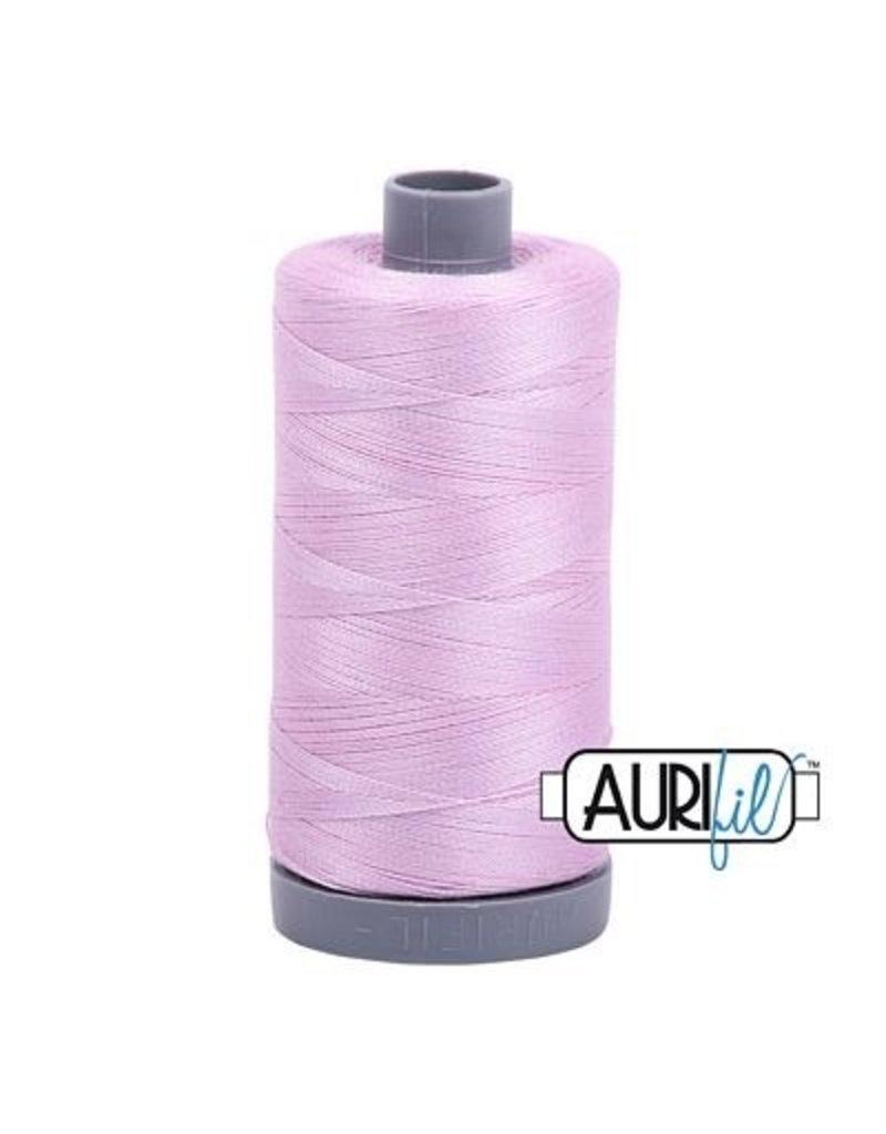 Aurifil 28 wt. Quilting Thread-2510 Light Lilac
