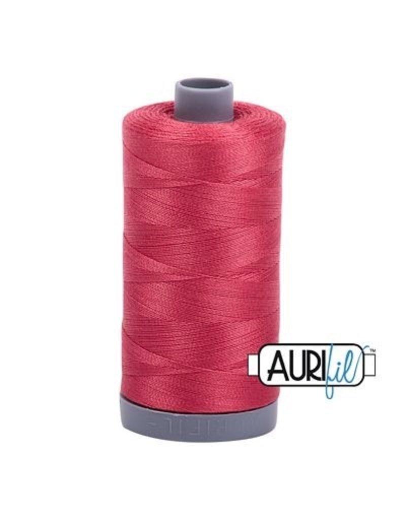 Aurifil 28 wt. Quilting Thread-2230 Medium Peony