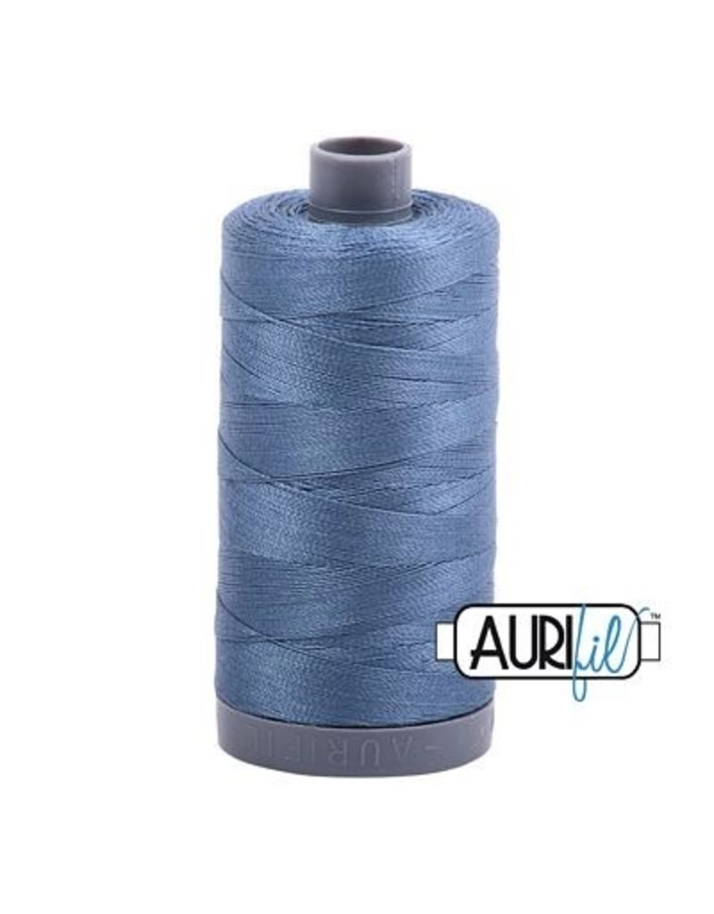 Aurifil 28 wt. Quilting Thread-1126 Blue Gray