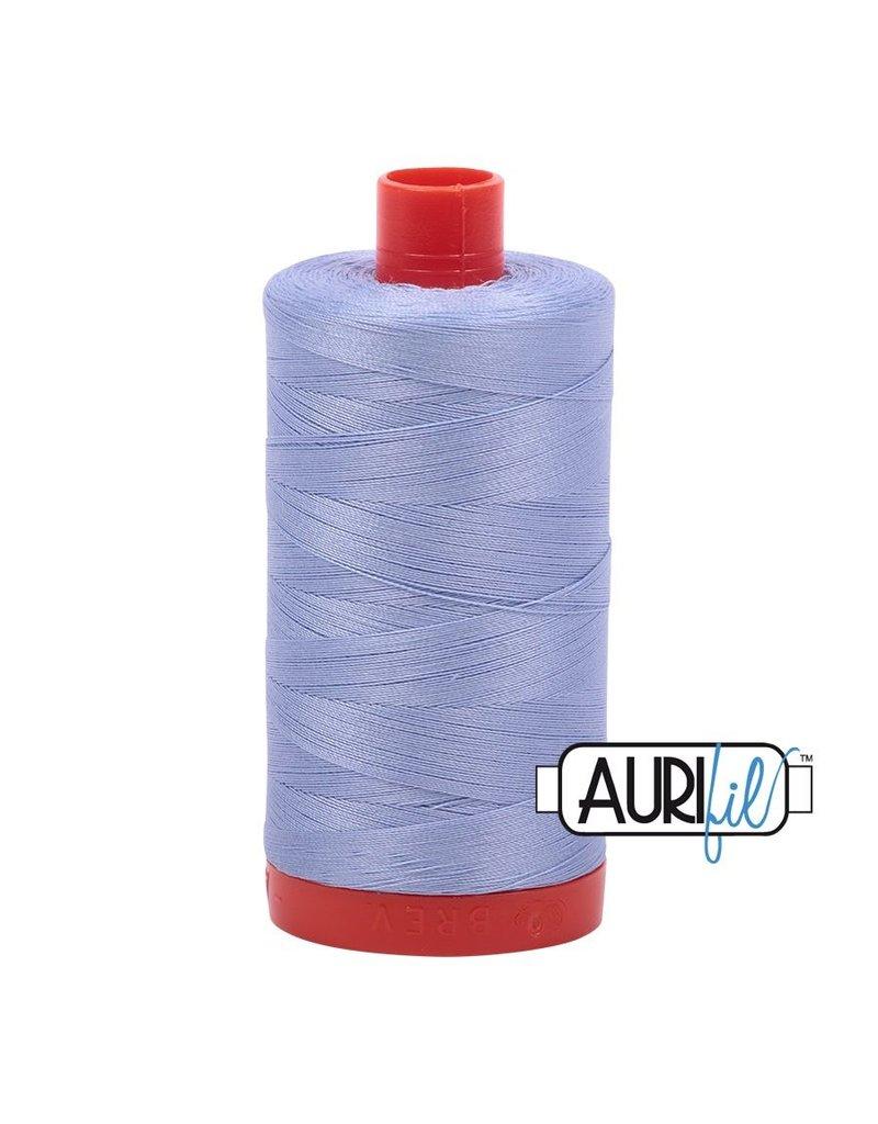 Aurifil 50 wt. Piecing Thread-2770 Very Light Delft