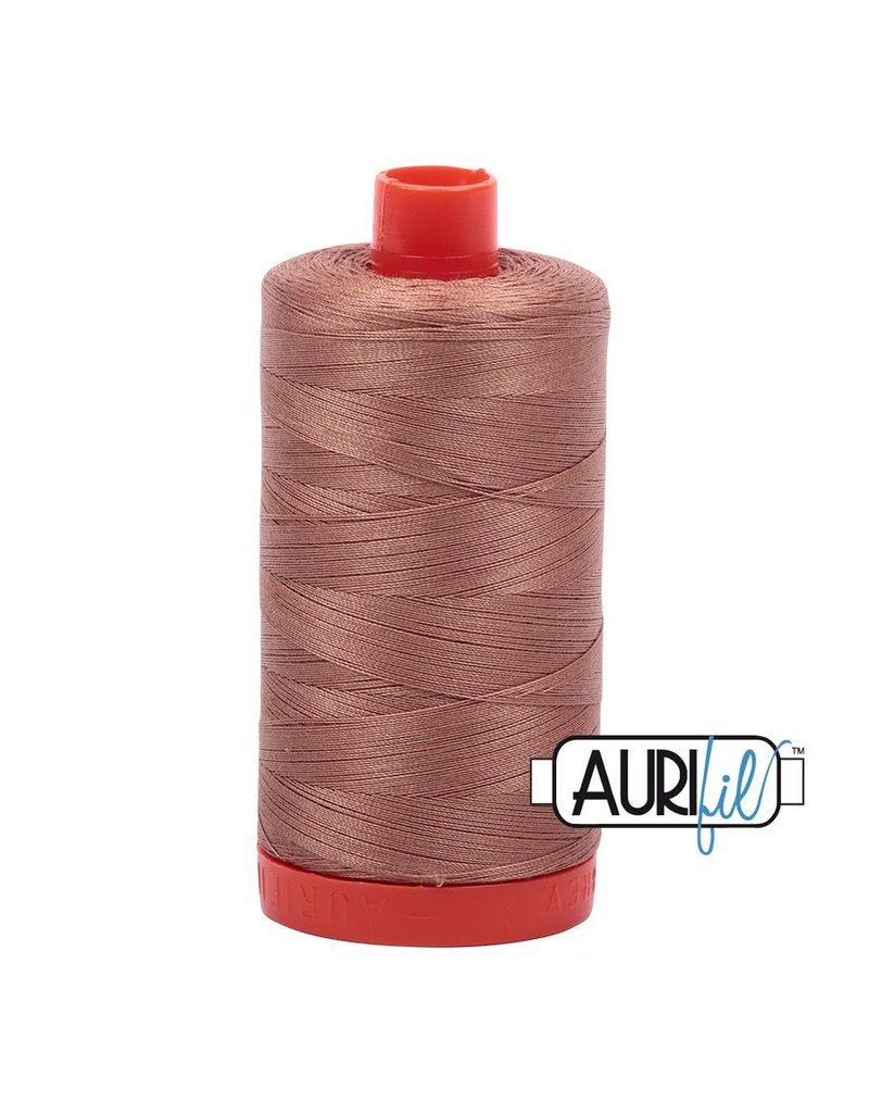 Aurifil 50 wt. Piecing Thread-2340 Cafe Au Lait