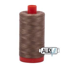 Aurifil 50 wt. Piecing Thread-2370 Sandstone