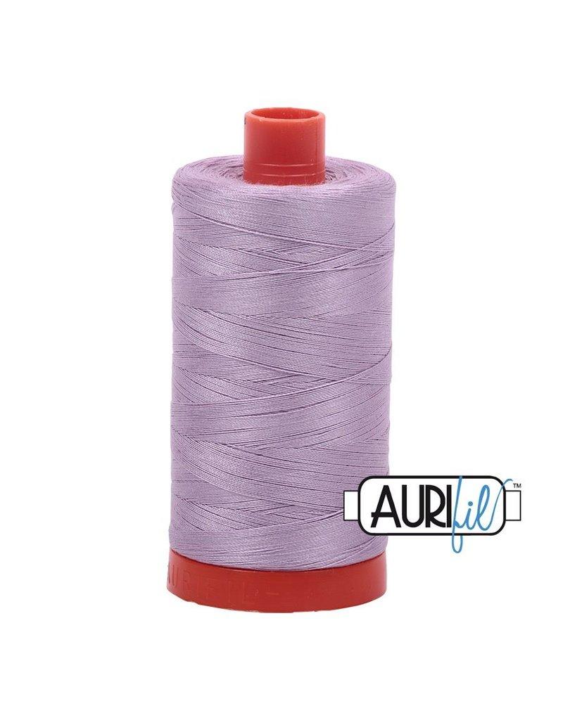 Aurifil 50 wt. Piecing Thread-2562 Lilac