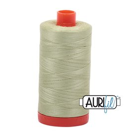 Aurifil 50 wt. Piecing Thread-2886 Light Avocado