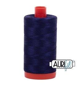 Aurifil 50 wt. Piecing Thread-2745 Midnight