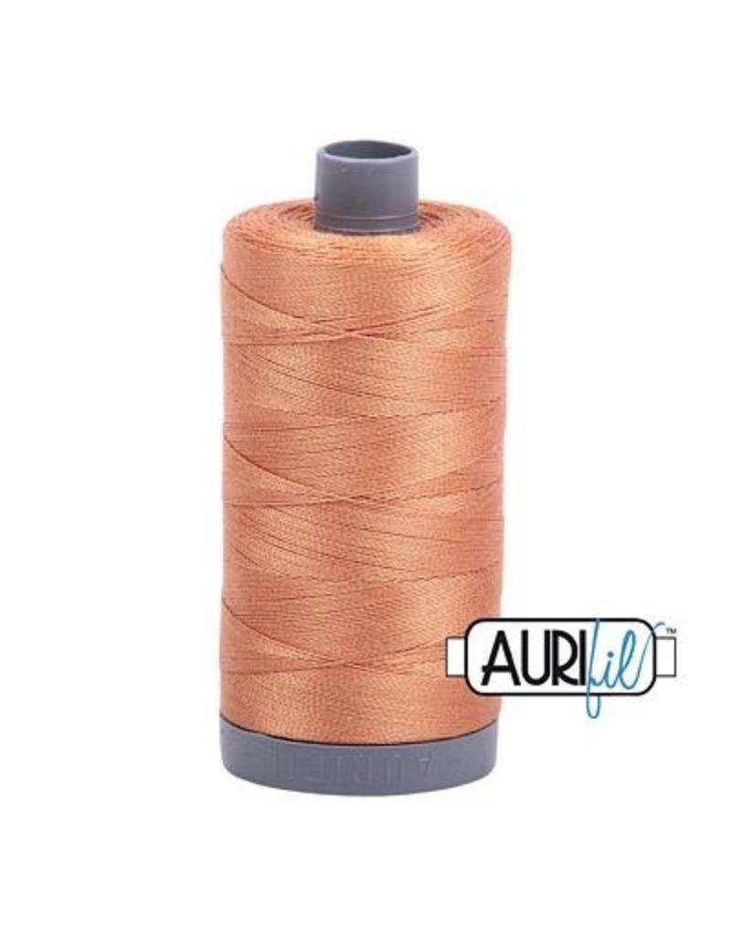 Aurifil 28 wt. Quilting Thread-2210 Caramel