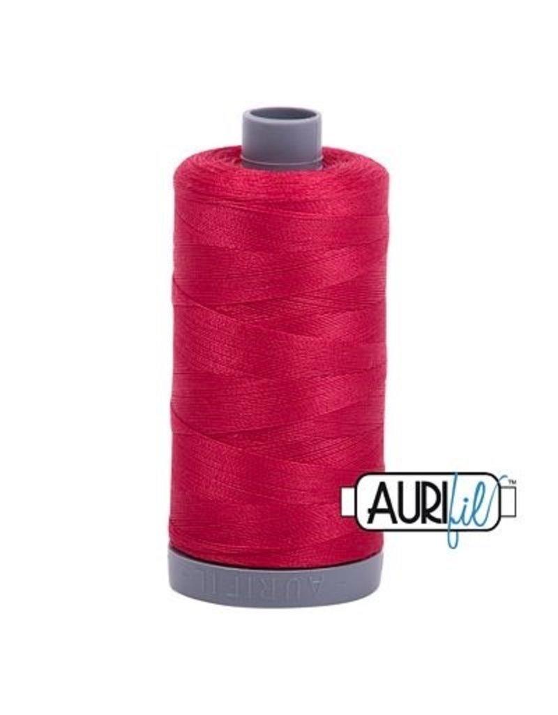 Aurifil 28 wt. Quilting Thread-2250 Red